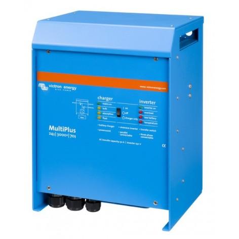 Μετατροπέας Φορτιστής Multiplus 24/3000/70-16 Victron
