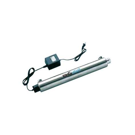 Σύστημα λάμπας υπεριώδους ακτινοβολίας UV 24W Kinglight