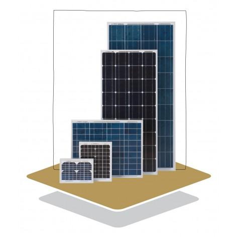 Φωτοβολταϊκό πάνελ LX 100M 12V Luxor