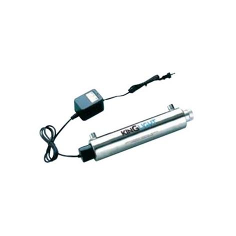 Σύστημα λάμπας υπεριώδους ακτινοβολίας UV 14W Kinglight