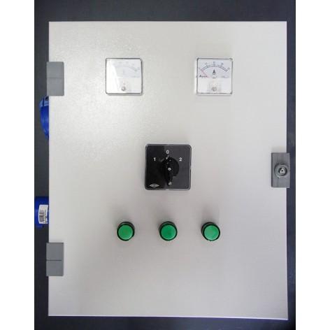 Πίνακας αυτόνομου φωτοβολταϊκού συστήματος DC800