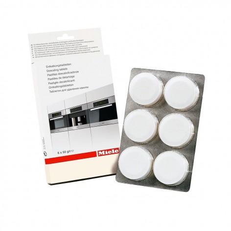 Ταμπλέτες αφαίρεσης αλάτων μηχανών espresso Miele 5626050