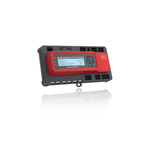 Μονάδα επικοινωνίας Cluster Controller CLCON-S-10 μετατροπέων SMA