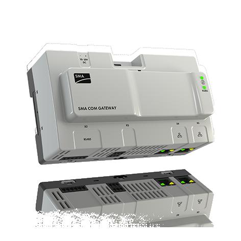 Μονάδα επικοινωνίας Com Gateway RS 485 μετατροπέων SMA