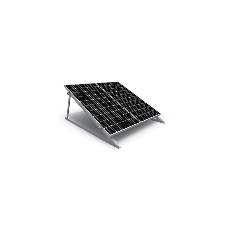 Μονή βάση στήριξης 5 φωτοβολταϊκών πάνελ  K2 System